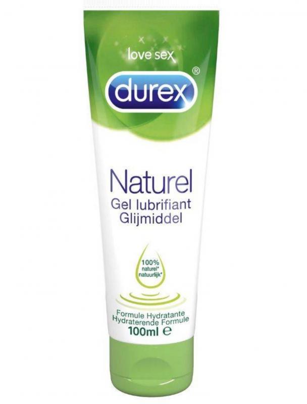 Durex Glijmiddel Natural Waterbasis - 100 ml