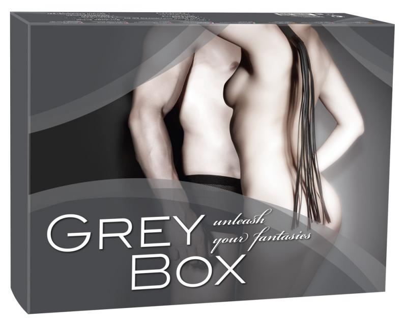 Grey Bondage Cadeaubox