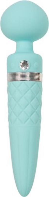 Pillow Talk - Sultry Dubbele Vibrator - Teal