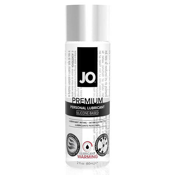 System JO Premium Siliconen Glijmiddel Verwarmend 60ml