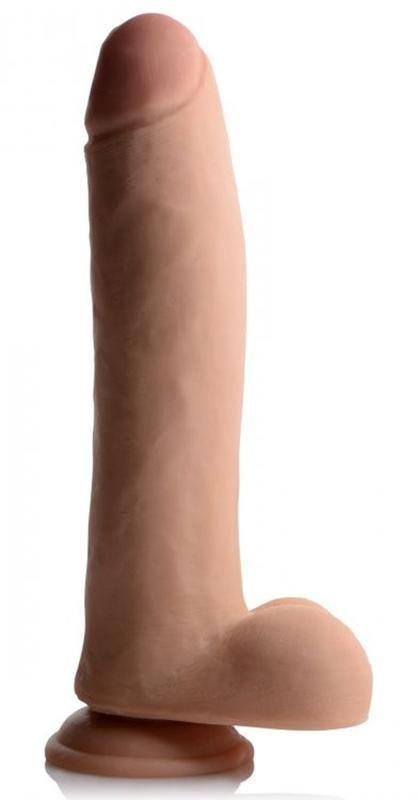 USA Cocks Realistische Dildo Met Balzak - 23 cm