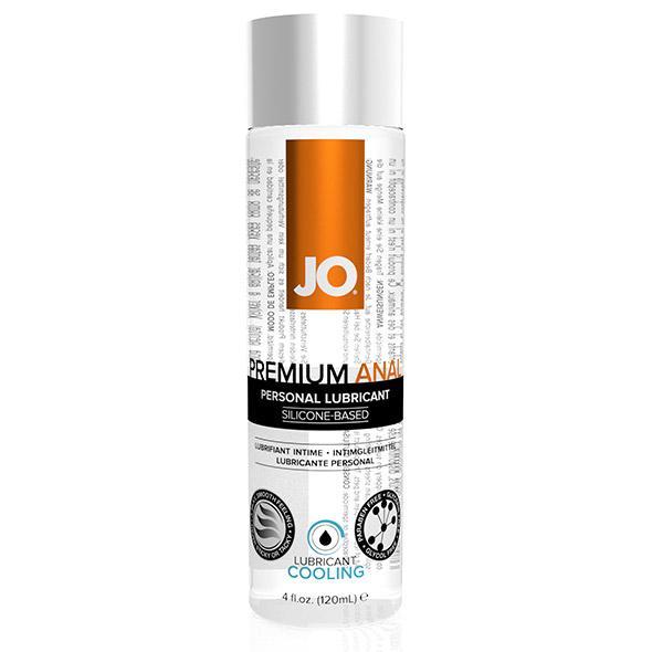 System JO Premium Anaal Siliconen Glijmiddel Verkoelend 120ml